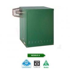 Firebird Envirogreen Condensing Outdoor Combi Oil Boiler 26kW