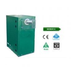 Firebird Envirogreen Condensing Slimline Outdoor Oil Boiler 35kW