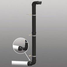 Firebird PLAS-FIT Plume Management Kit (2 Metre)