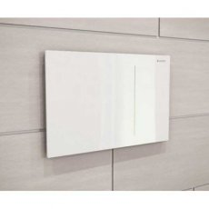 Geberit Sigma 70 Dual Flush Plate for 120mm Concealed Cistern - Customised
