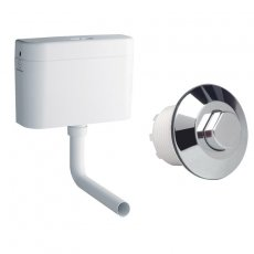 Grohe Adagio Flushing Cistern for WC & Air Button