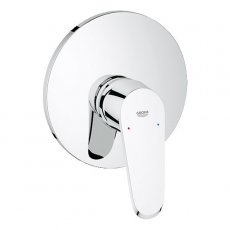 Grohe Eurodisc Cosmo Concealed Shower Valve Trim, Chrome