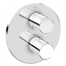 Grohe Grohtherm 3000 Cosmopolitan Thermostatic Trim with Two way Diverter - Chrome