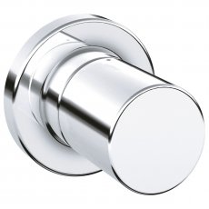 Grohe Grohtherm 3000 Cosmopolitan Concealed Stop Valve Trim - Chrome