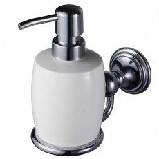 Haceka Allure Soap Dispenser, Chrome