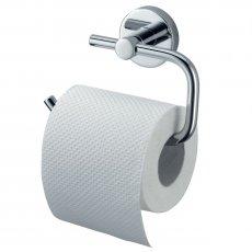 Haceka Kosmos Toilet Roll Holder, Chrome