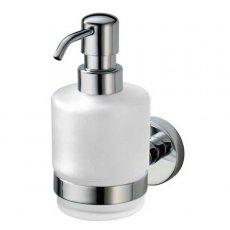 Haceka Kosmos Bathroom Soap Dispenser - Chrome
