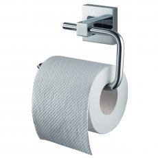 Haceka Mezzo Toilet Roll Holder, Chrome