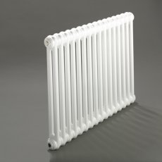 Heatwave Windsor 2 Column Horizontal Radiator 750mm H x 486mm W - 10 Section