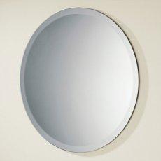 HiB Rondo Designer Bathroom Mirror 500mm Diameter