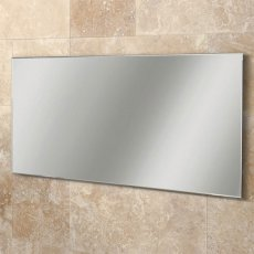 HiB Willow Designer Bathroom Mirror 600mm H x 1200mm W