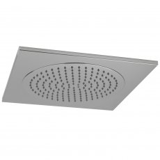 Hudson Reed Ceiling Tile Square Fixed Shower Head, 500mm x 500mm, Chrome