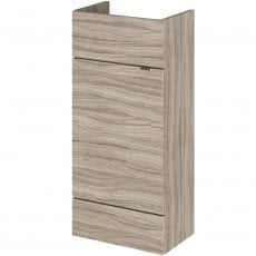 Hudson Reed Fusion Compact Vanity Unit 400mm Wide - Driftwood