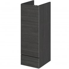 Hudson Reed Fitted Base Unit 300mm Wide - Hacienda Black
