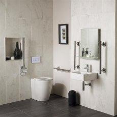 Ideal Standard Concept Freedom Designer Doc M Bathroom Pack