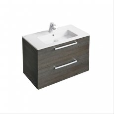 Ideal Standard Tempo 2-Drawer Vanity Unit 800mm Wide Sandy Grey