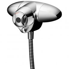 Ideal Standard Trevi CTV Exposed Thermostatic Shower Valve - Chrome