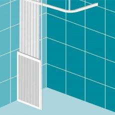 Impey Elevate Option C Half Height Door 300mm Wide - Left Handed