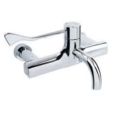 Inta HTM64 Safe Touch Wall Mounted Thermostatic Sequential Tap