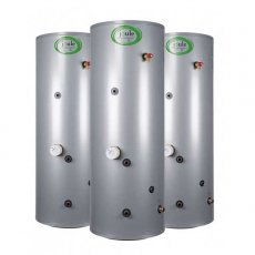 Joule Slimline In-Direct Unvented Cylinder, 100 Litre, Stainless Steel