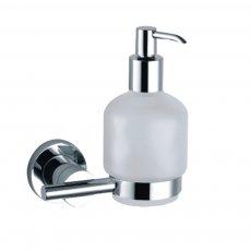 JTP Cora Soap Dispenser and Holder, Chrome
