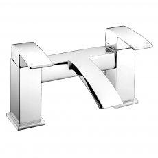 JTP Dash Lever Deck Mounted Bath Filler Tap - Chrome