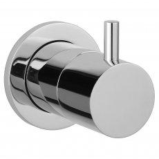 JTP Florence 2-Way Concealed Diverter - Chrome