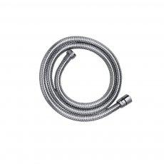 JTP Metal Shower Hose, 1500mm Length, Chrome