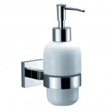 JTP Mode Soap Dispenser and Holder, Chrome