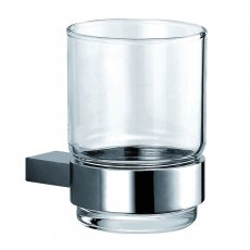 JTP Plus Single Tumbler Holder, Chrome