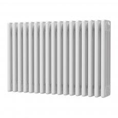 MaxHeat Octavius 4 Column Horizontal Radiator 500mm H x 768mm W - White