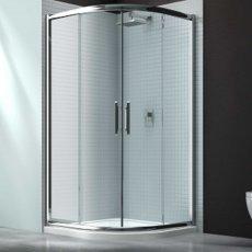 Merlyn 6 Series Quadrant Shower Enclosure 900mm Wide - Clear Glass