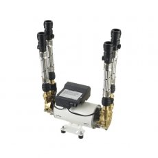 Mira Twin Ended Shower Pump, 3.0 Bar