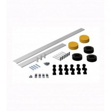 MX Panel Riser Pack For Square/Rectangle and Pentagonal Trays up to 2000mm - White