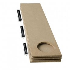 MX Universal Baseboard Accessory Kit for Shower Tray up to 2000mm