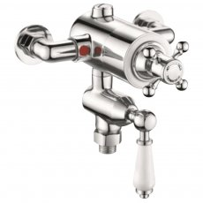 Niagara Arlington Traditional Thermostatic Exposed Shower Valve - Chrome