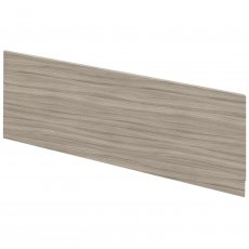Hudson Reed MDF Straight Bath Front Panel and Plinth 550mm H x 1700mm W - Driftwood