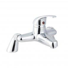 Premier Eon Single Lever Bath Filler Tap Deck Mounted - Chrome