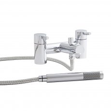 Prestige Barbuda Bath Shower Mixer Tap Deck Mounted - Chrome