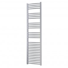 Radox Premier Curved Heated Towel Rail 1500mm H x 500mm W - White