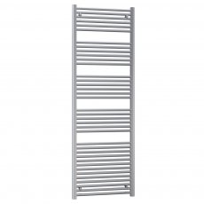 Radox Premier Straight Heated Towel Rail 800mm H x 400mm W - White