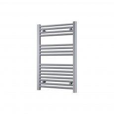 Radox Premier Straight Heated Towel Rail 800mm H x 600mm W - White