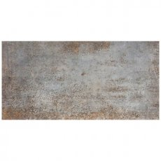 RAK Evoque Metal Matt Tiles - 600mm x 1200mm - Grey (Box of 2)