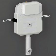 RAK Front Flush Regular Concealed Cistern 735mm H x 410mm W x 190mm D