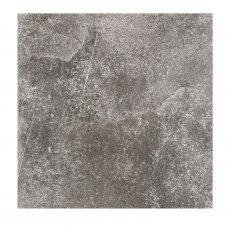 RAK Fusion Stone Lapatto Tiles - 600mm x 600mm - Dark Grey (Box of 4)