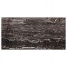 RAK Glam Marble Full Lappato Tiles - 600mm x 1200mm - Dark Grey (Box of 2)