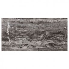 RAK Glam Marble Full Lappato Tiles - 600mm x 1200mm - Grey (Box of 2)