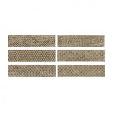 RAK Loft Brick High Gloss Decor Tiles - 65mm x 260mm - Beige (Box of 41)