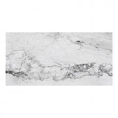 RAK Medicea Marble Full Lappato 6mm Tiles - 1200mm x 2600mm - White (Box of 1)