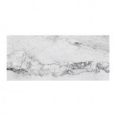 RAK Medicea Marble Full Lappato Tiles - 1350mm x 3050mm - White (Box of 1)